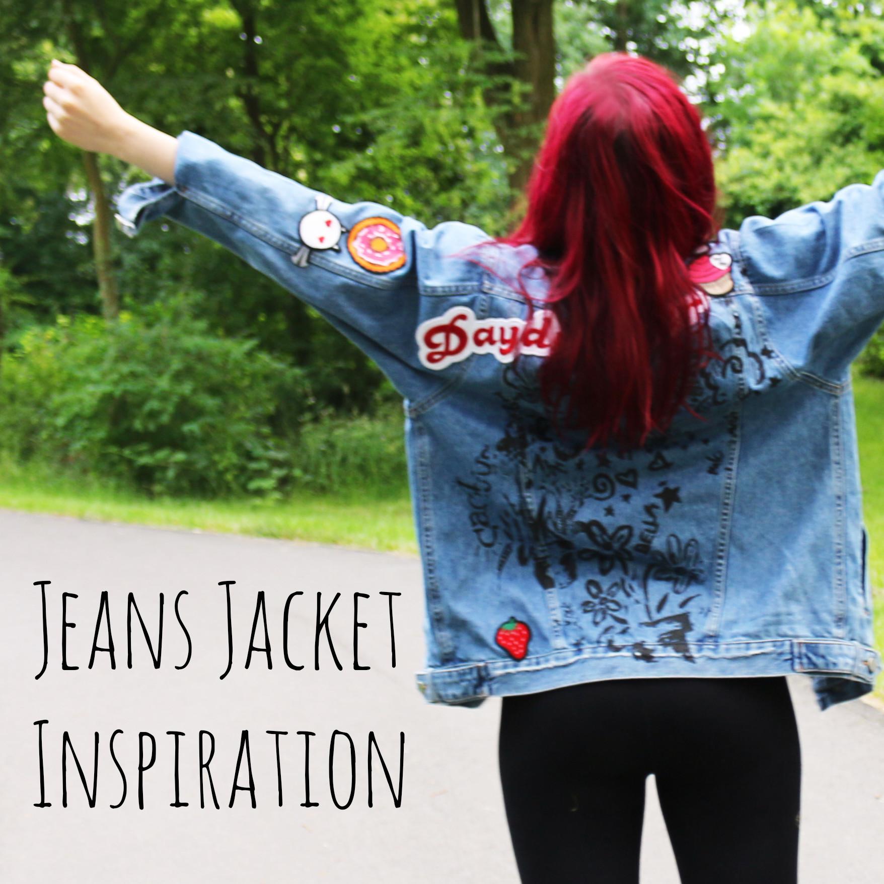 Jeans Jacket Inspiration