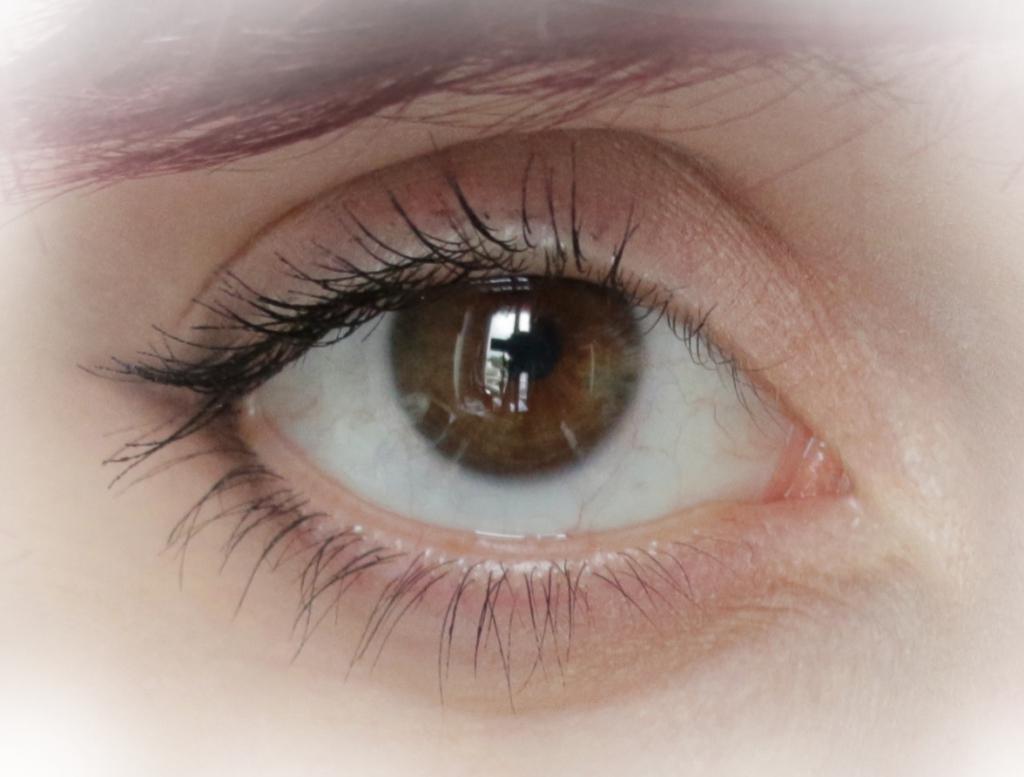 Augen Braun