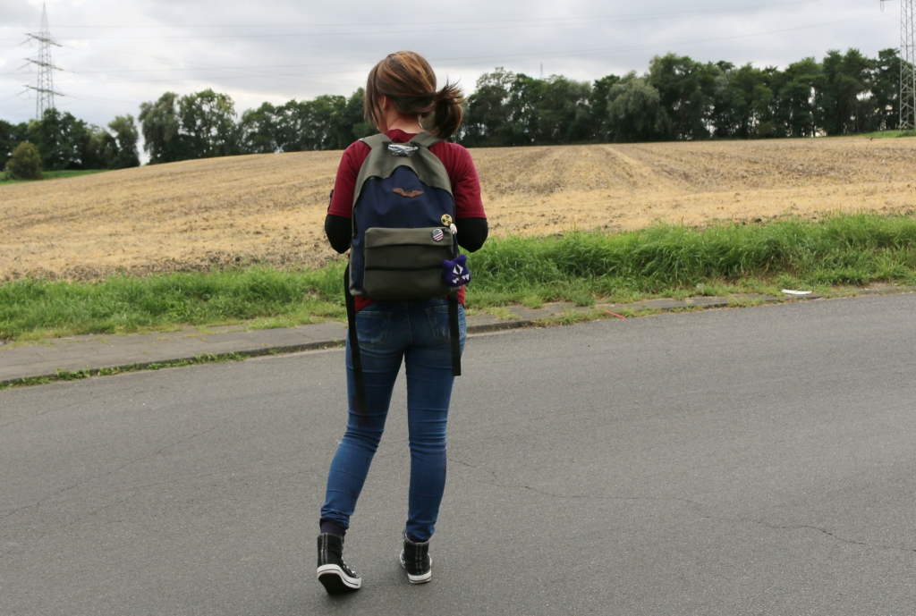 Outer Space Style Gamescom day 3 and 4 Ellie the last of us cosplay