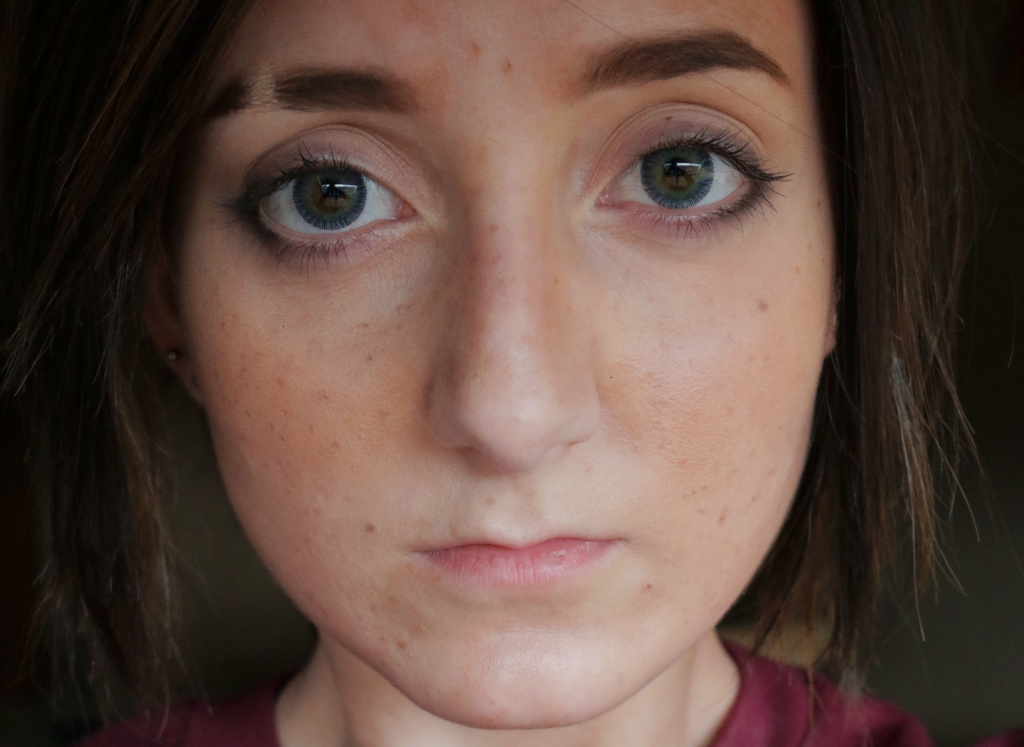 Outer Space Style Gamescom day 3 and 4 Ellie the last of us face make up