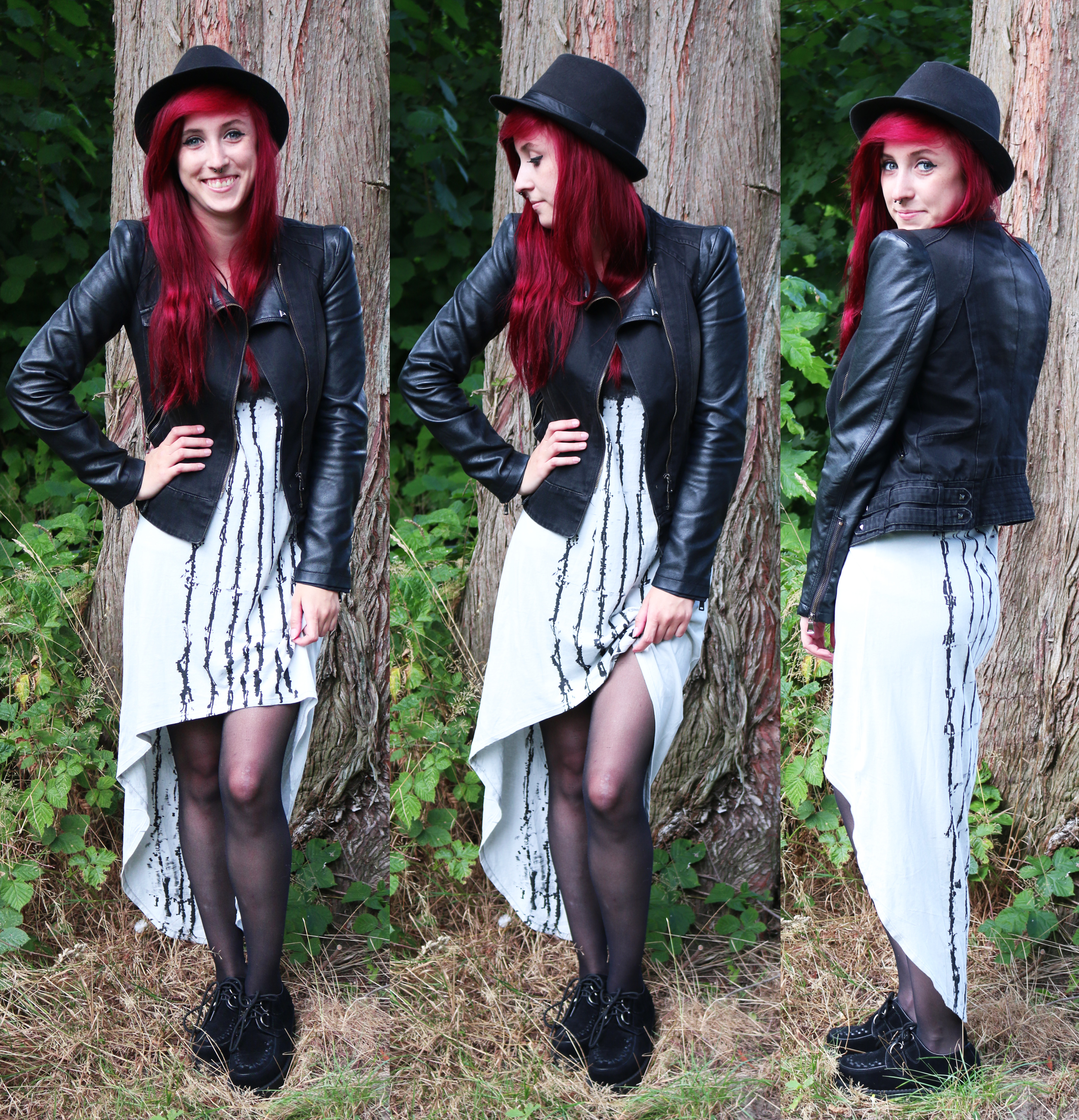 Outer space style festivalredhead