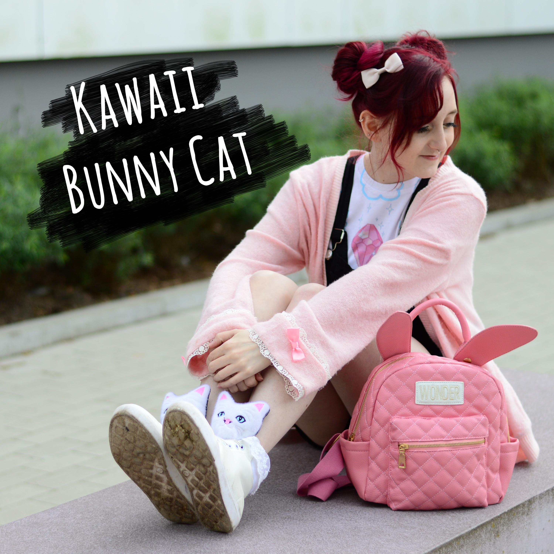 Kawaii Bunny Cat