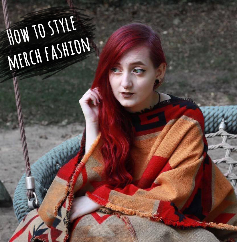 How to style merch fashion