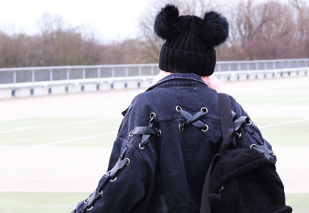 Outerspacestyle Kawaii Grunge Winter Outfit